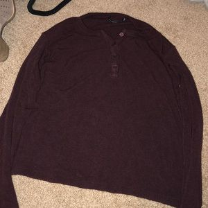 brandy melville sweater with buttons